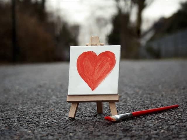 En kærlighedserklæring