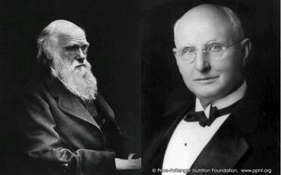 Med Charles Darwin i Ildlandet – om naturfolk set i lyset af Weston A. Price